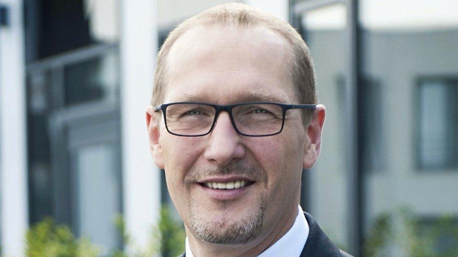 Jürgen Diehl, výkonný ředitel pro Německo společnosti P3