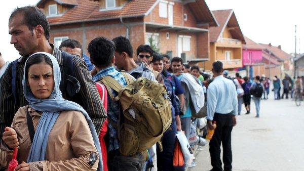 Do roku 2019 plánuje Rakousko výrazně omezit příjem žadatelů o azyl - Ilustrační foto.