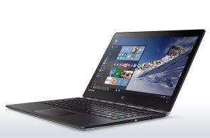 S Yogou ke štíhlejší linii: Lenovo ukázalo nejtenčí hybridní notebook