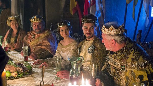 Pohádka Korunní princ byla nejsledovanějším pořadem roku 2015