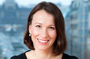 Michaela Le Poidevin, seniorní oceňovatelka a manažerka týmu oceňování nemovitostních fondů pražské Cushman & Wakefield