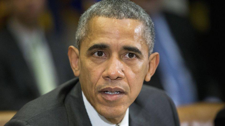 Obama sankce vůči KLDR