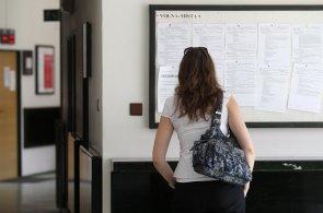 Zažádat o příspěvek mohou lidé, kteří jsou v evidenci uchazečů na úřadu práce déle než pět měsíců - Ilustrační foto.