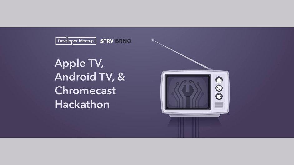 Brněnský STRV hackathon byl zaměřený na Smart TV