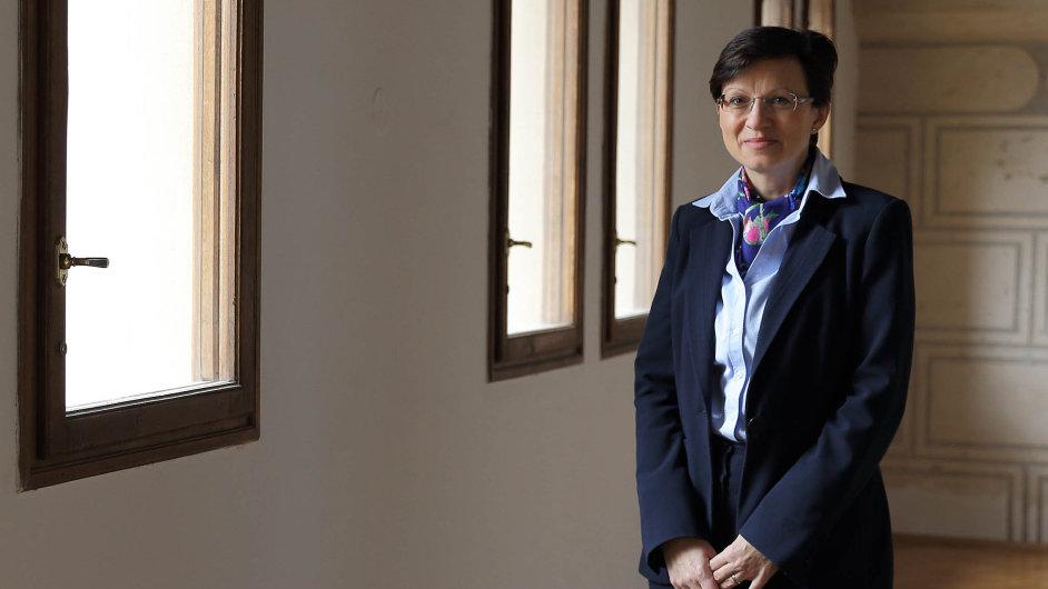 Šéfka Garančního systémuRenáta Kadlecová vedla iFond pojištění vkladů. Byla uvýplaty náhrad vkladů klientům Union banky, která zkrachovala roce 2003.