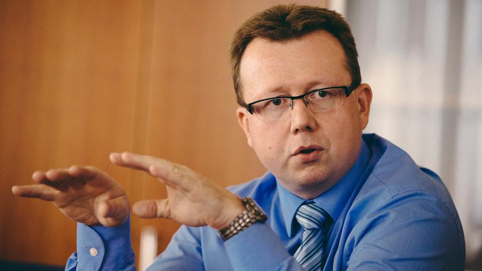 Ředitel protikorupční policie Milan Komárek