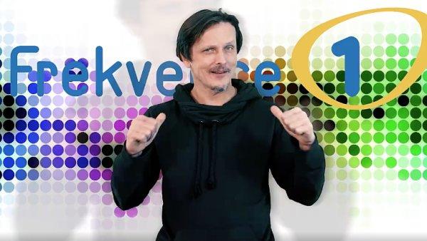 Michal Malátný v kampani Frekvence 1