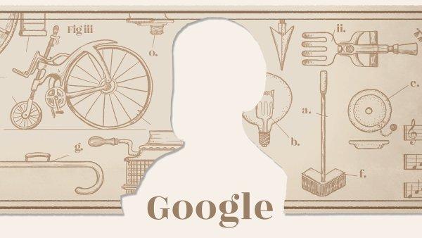 Google slaví 50. výročí první zmínky o Járovi Cimrmanovi upraveným logem