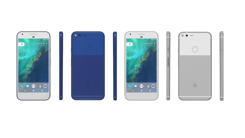 Nové telefony Google Pixel zaujmou netradičním designem