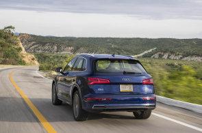 První Audi z Mexika má chytré 4x4 a podvozek na vzduchu