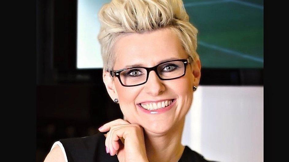 Sylwia Machnik – Kochan, country manažerka pro ČR a SR ve společnosti HTC