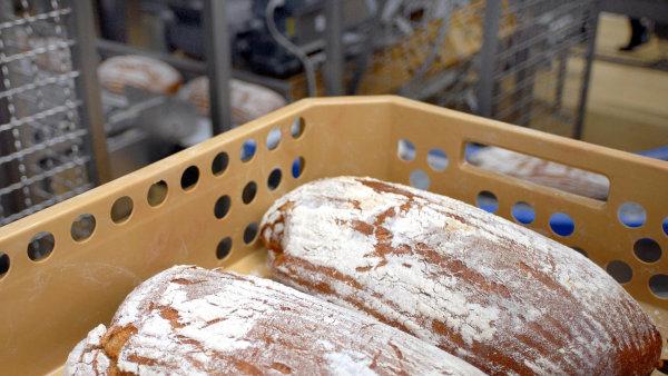 Nejvíce peněz získaly Kostelecké uzeniny, dále pekárny Penam (foto) a Vodňanská drůbež, které obdržely po 18 milionech.