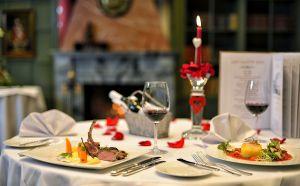 Rib Eye v restauraci Savoy Hradčany
