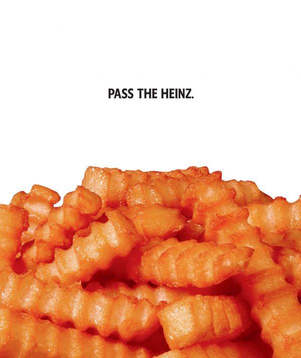 Reklama Heinz podle seriálu Mad Men