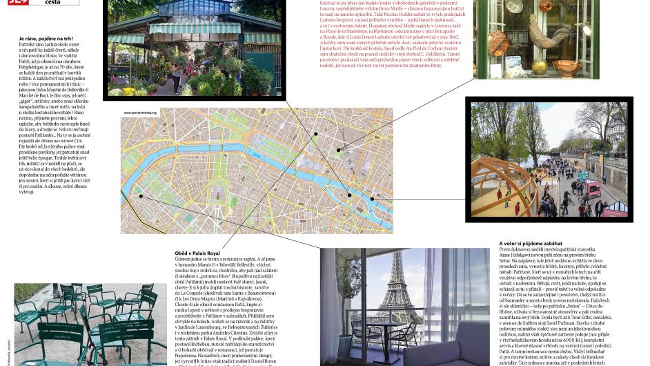 Moje víkendová cesta: Paříž