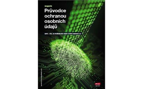 Právě vyšlo: <BR> Průvodce ochranou osobních údajů