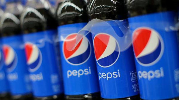 Výsledky PepsiCo předčily očekávání analytiků.