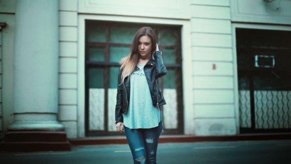 Modelka, fashion, móda - ilustrační foto