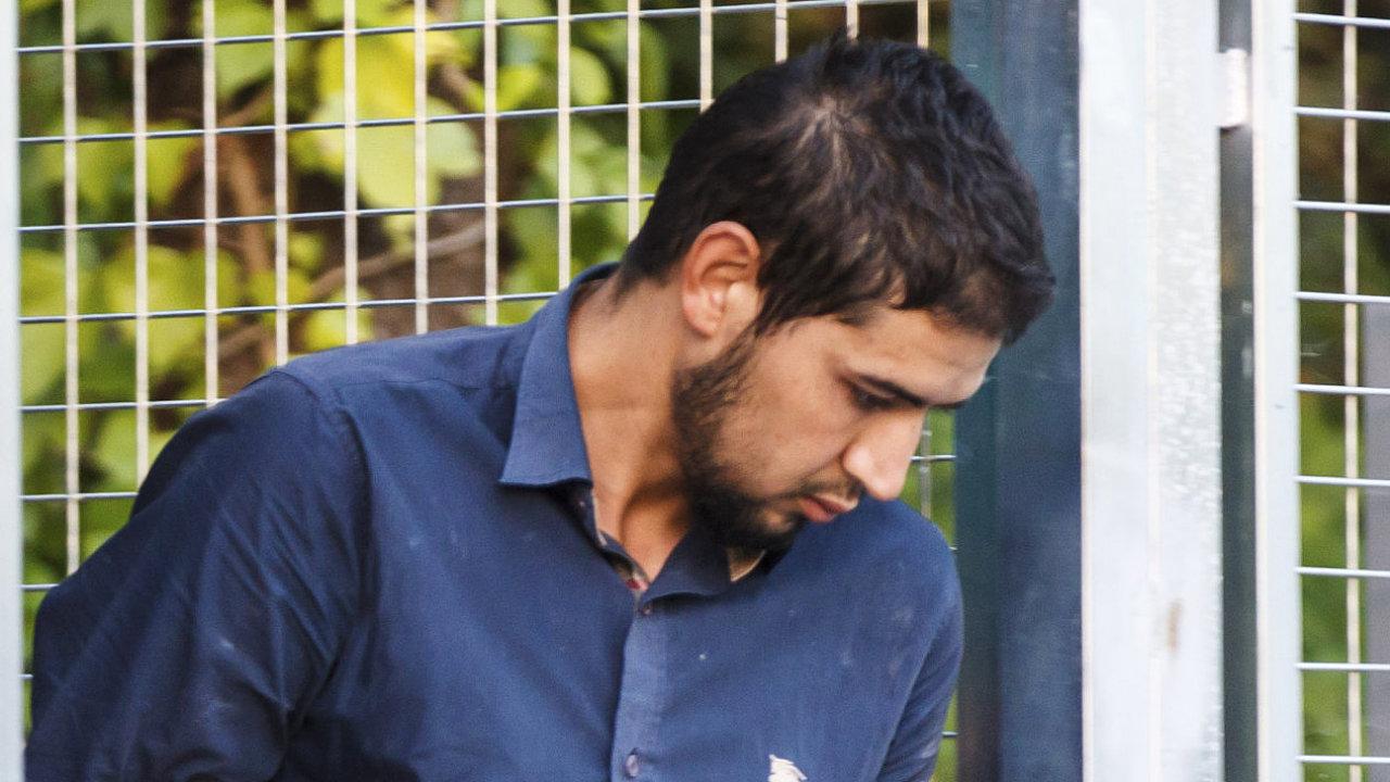 Jeden z údajných členů teroristické buňky, která má na svědomí atentáty v Barceloně a Cambrilsu.