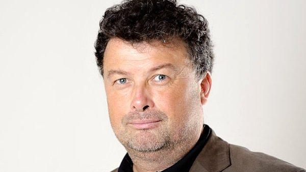 Lukáš Hurník, šéfredaktor stanic Jazz a D-dur Českého rozhlasu