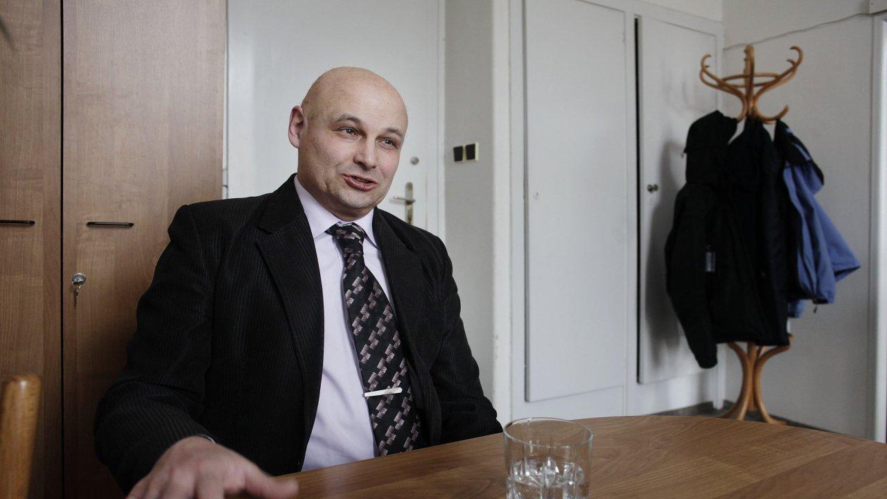 Člen vedení ČNB Oldřich Dědek připustil zvýšení sazeb na nejbližším zasedání.