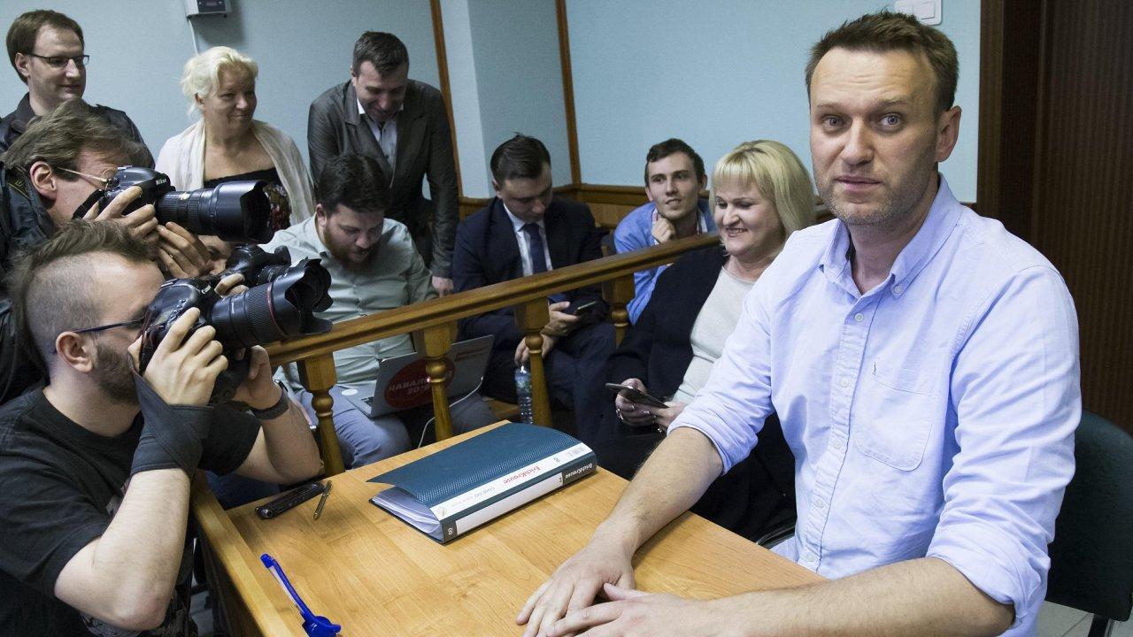 Rusko, volby, Alexej Navalnyj