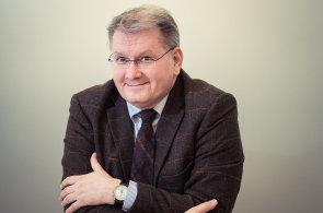 Lednový laskavec Jiří Stárek, ředitel ZUŠ Hostivař.