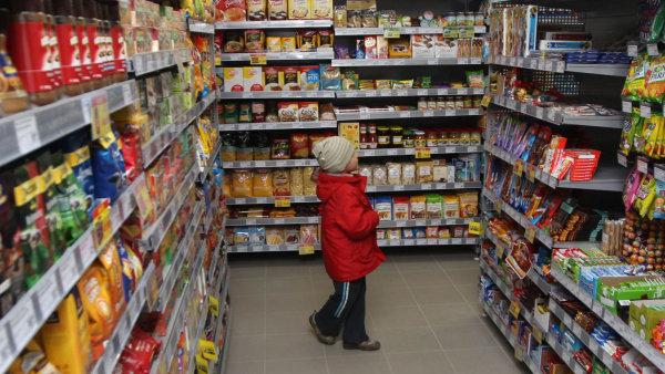 Mezi potravinami podražilo máslo, ovoce či zelenina.