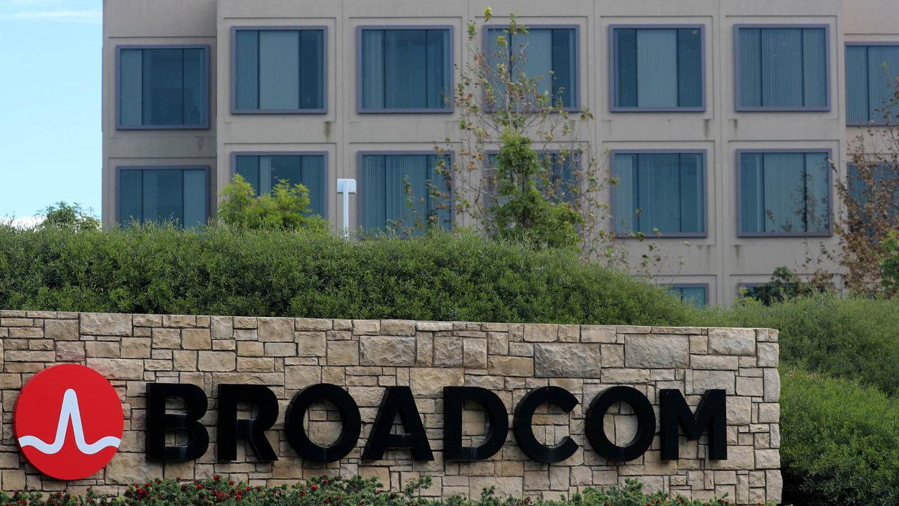Společnost Broadcom nabízela zaQualcomm 117 miliard dolarů.