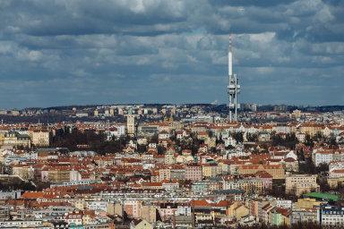 Na Žižkově je jen v současnou chvíli přes Airbnb pronajímáno přes tisíc bytů.