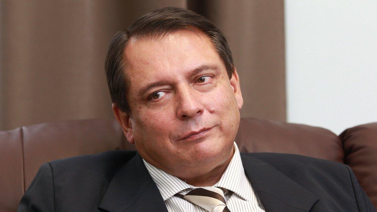 Jiří Paroubek, bývalý předseda ČSSD.