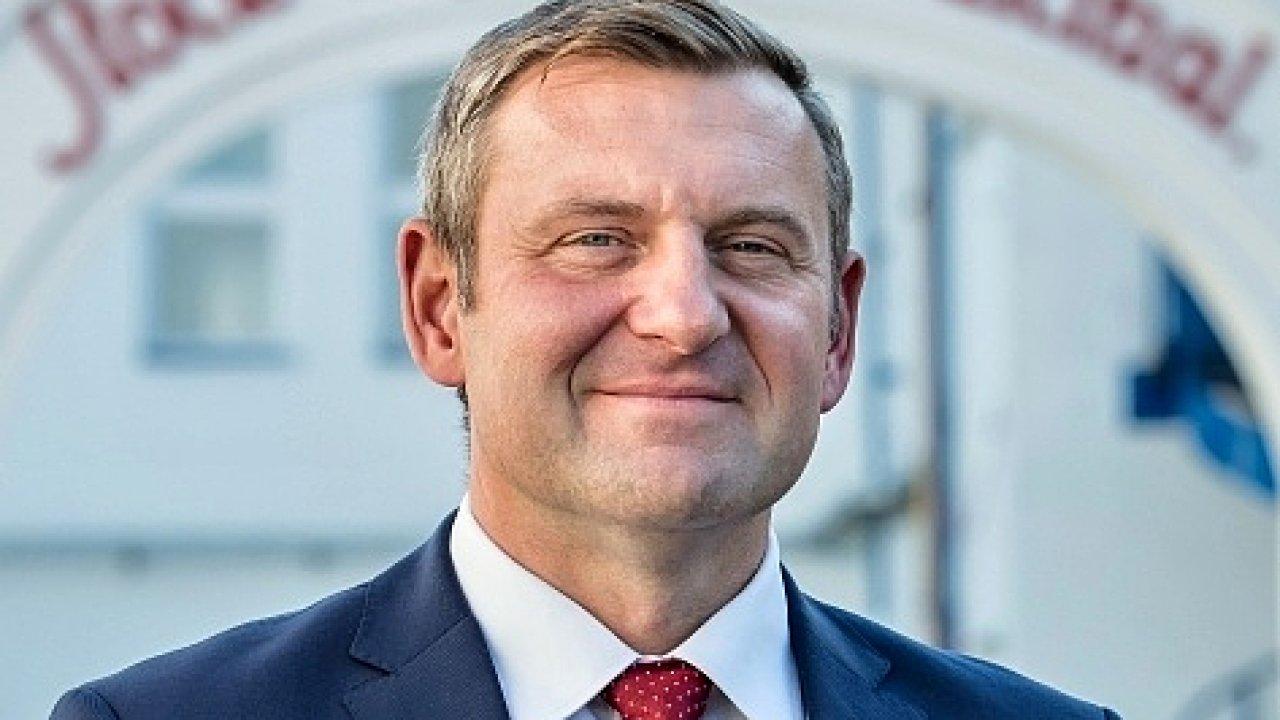 Jan Říha, obchodní ředitel společnosti Stock Plzeň-Božkov