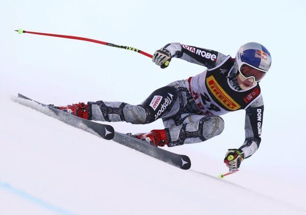 Ester Ledecká na mistrovství světa 2019