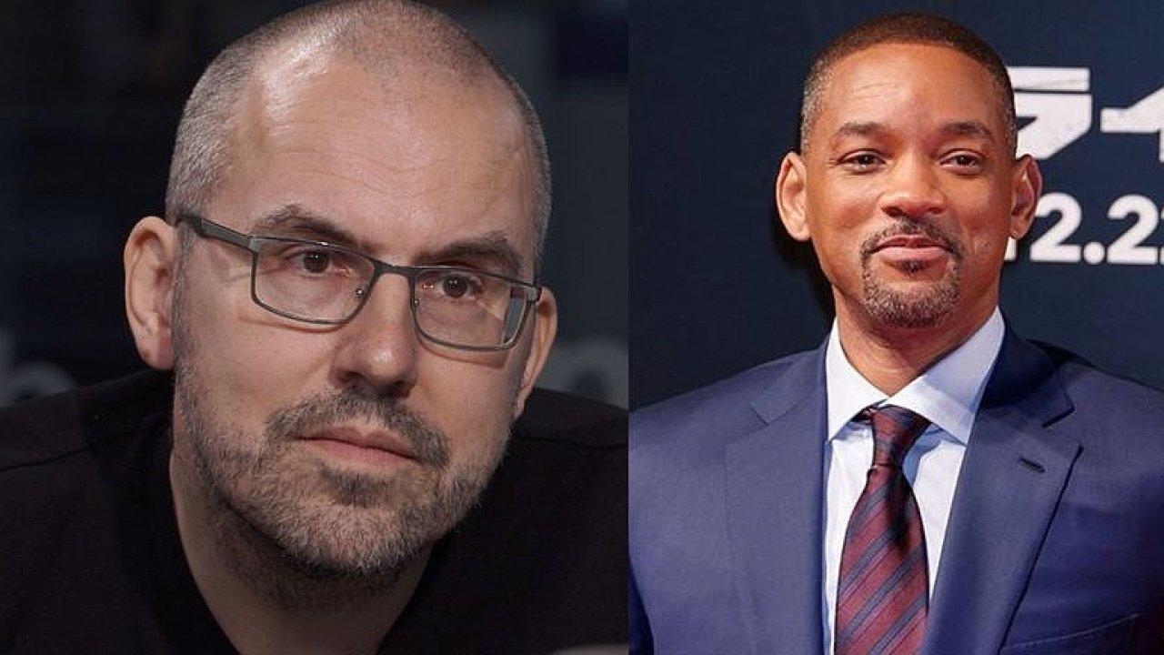 Málo černý Will Smith? Jsou to šílené zprávy, Hollywood řeší zbytečnosti, říká Fuka.