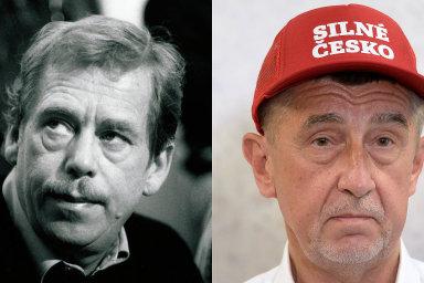 """Doba Václava Havla je bohužel nenávratně pryč. Havel byl dějinná anomálie, které se občas vyskytují. České """"my"""" (bráno ve smyslu většiny), to není Havel, nyní je to Babiš."""
