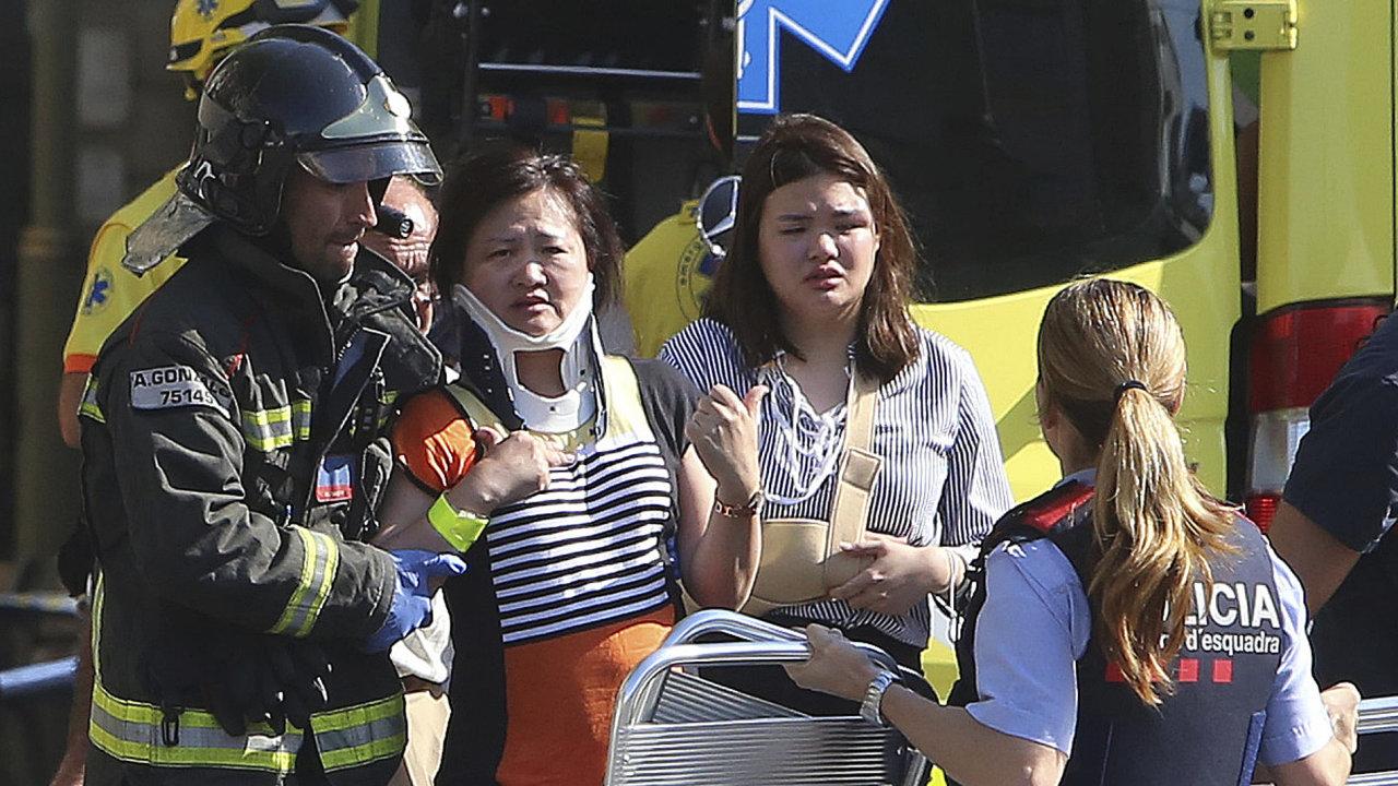 Útoky v Barceloně a Cambrils si před dvěma lety vyžádaly 16 obětí a přes 130 zraněných.