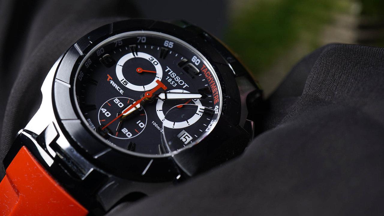 Zacelé první pololetí švýcarské hodinářské firmy vyvezly hodinky zavíce než 10 miliard švýcarských franků.