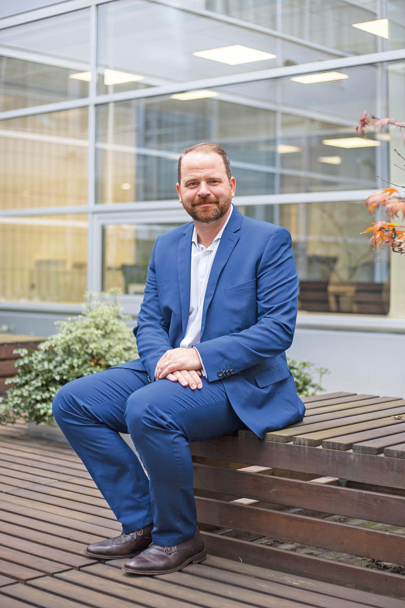 Radek Uher, regional key account manager, Volkswagen Financial Services CZ