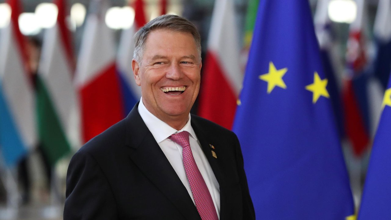 Prezident Klaus Iohannis