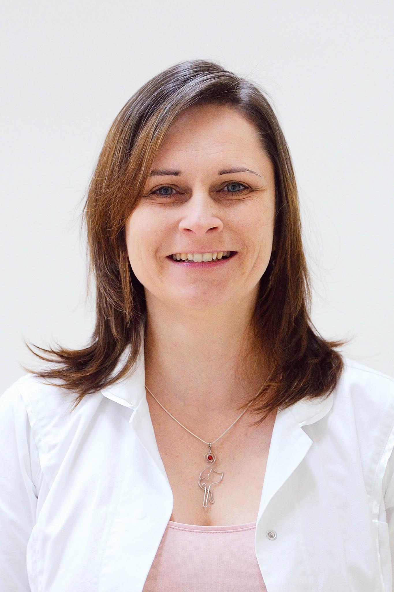 MVDr.Silvie Poláčková, veterinární klinika Regia Vet