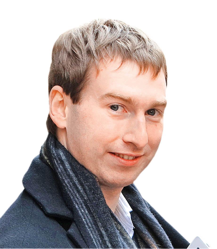 Martin Lipert,zakladatel eReading.cz, CEO vTeam Business,s. r. o.