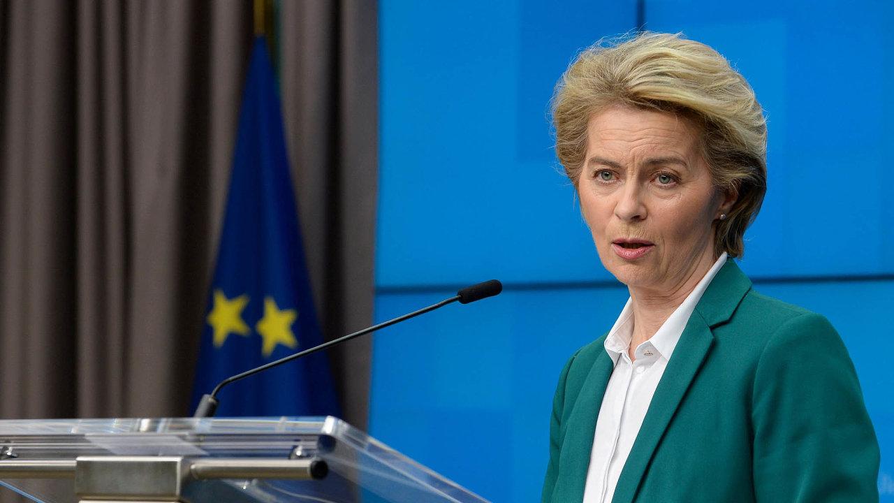 Evropská komise v čele se svojí šéfkou Ursulou von der Leyenovou přišla sdoporučeními, jejichž dodržení máumožnit postupně otevřít hranice zemí EU.