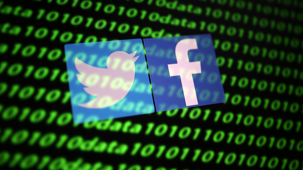Nenávist nawebu se nejvíc šíří pomocí Facebooku aTwitteru.