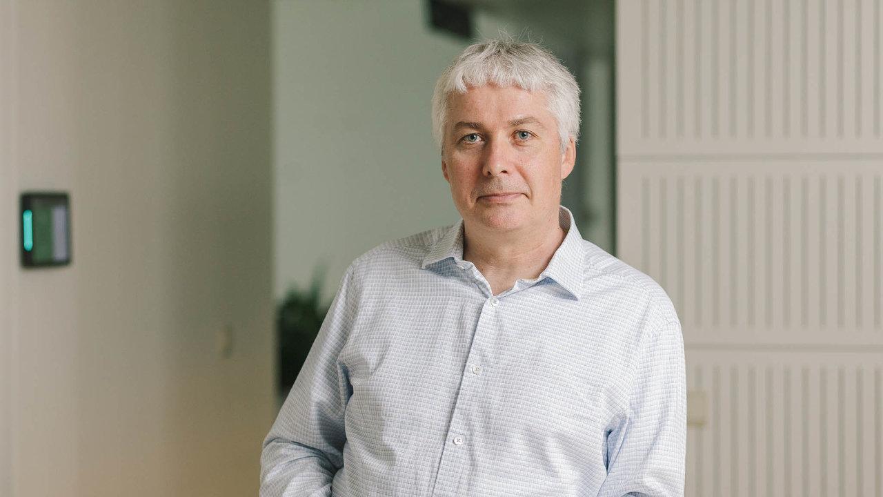 Ján Hájek, ředitel akciového fondu Top Stocks.