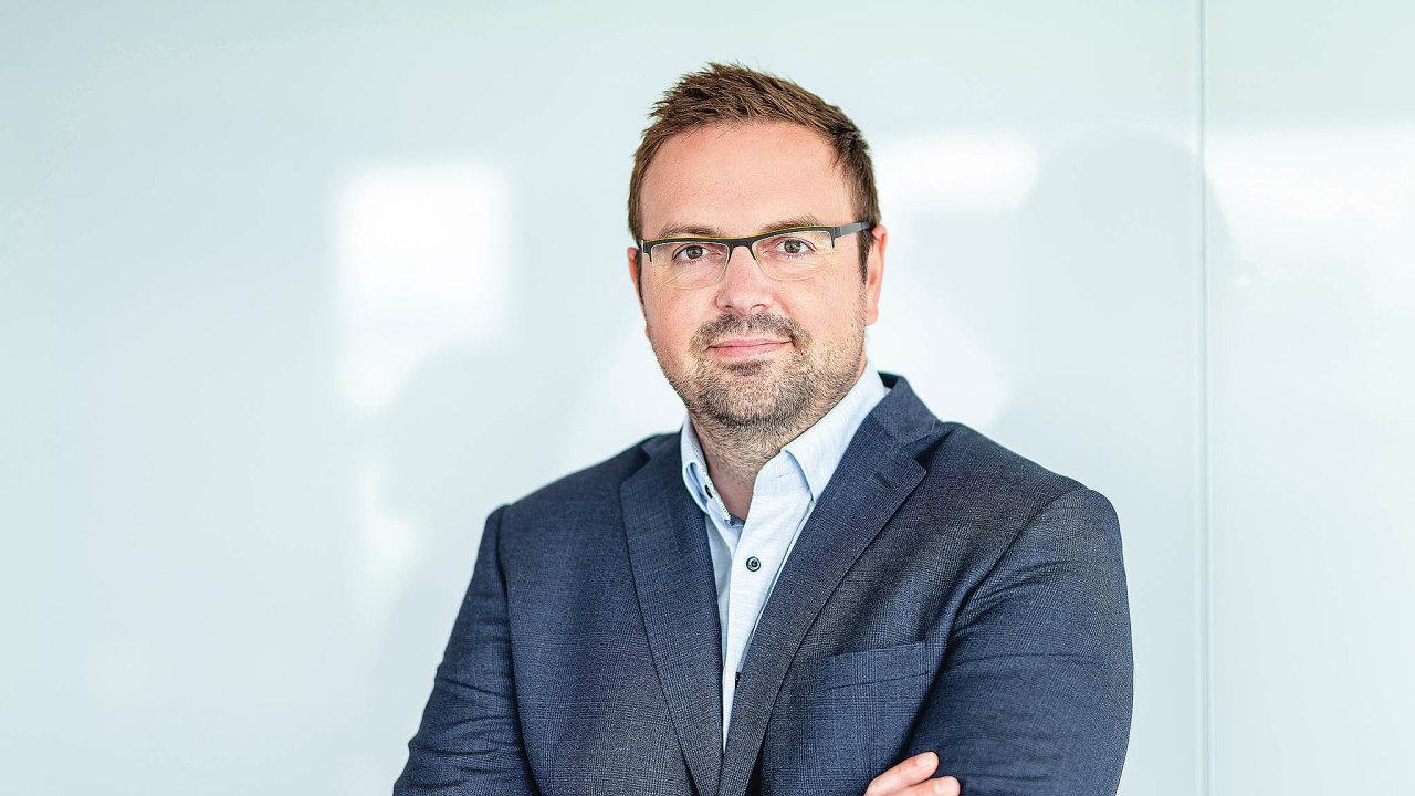 Martin Janáček, viceprezident vývoje inovací pro aplikace SAP z oblastí financí, controllingu, logistiky a výroby