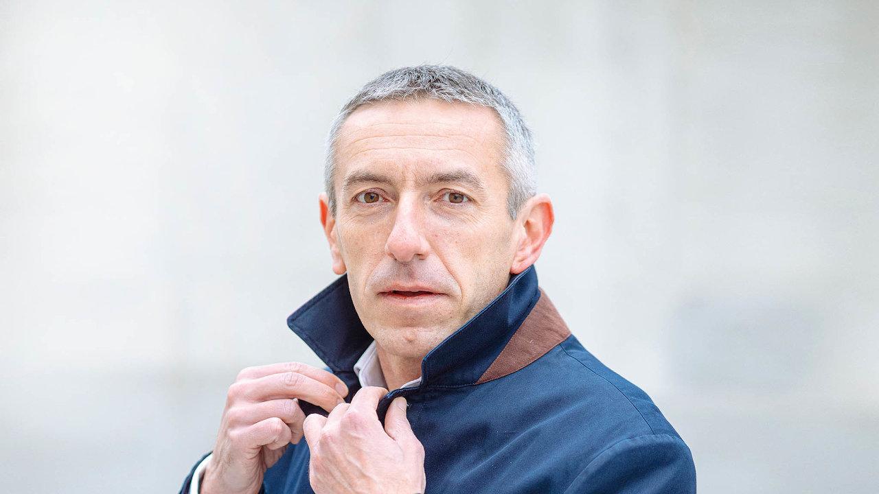 Hlavní ekonom společnosti Deloitte David Marek