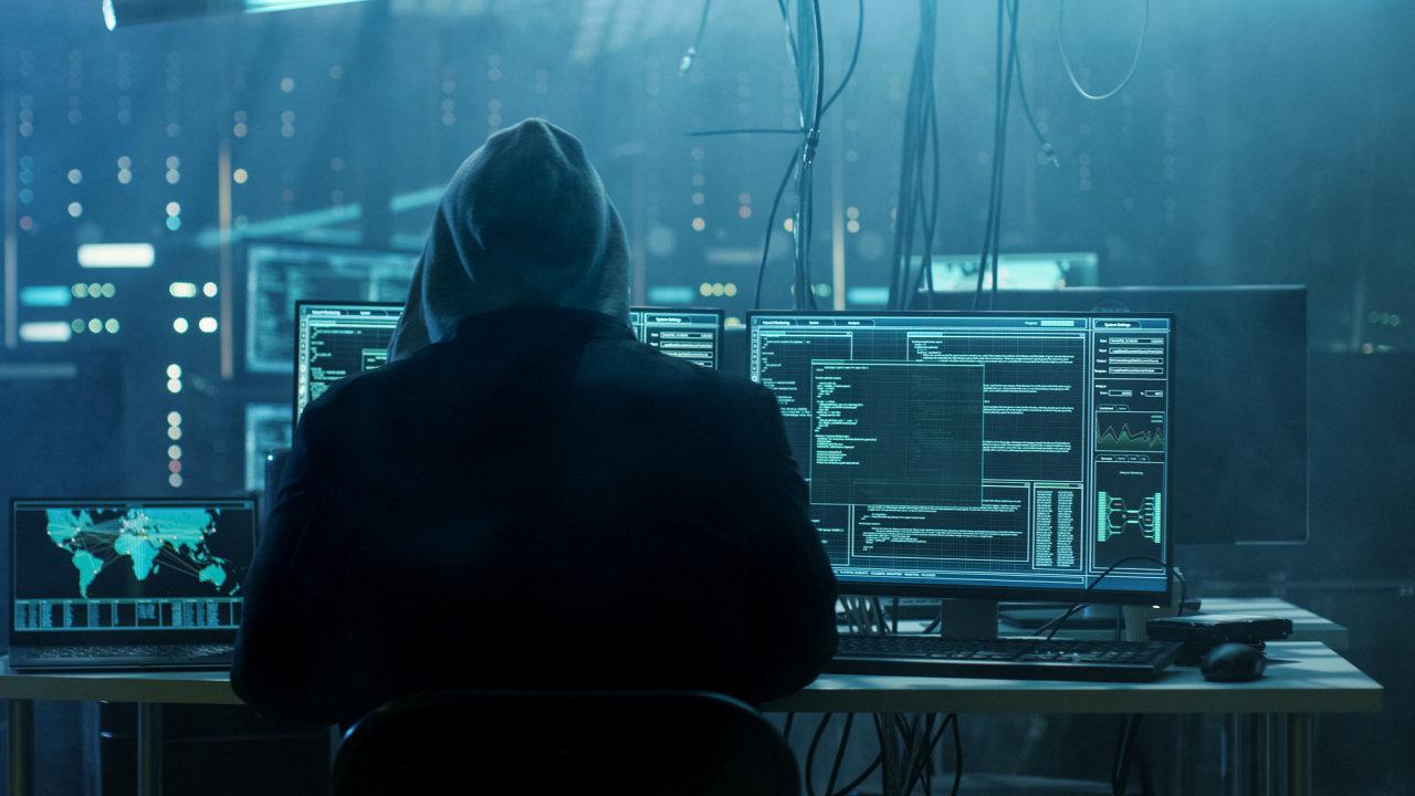 Hacker, vyděrač