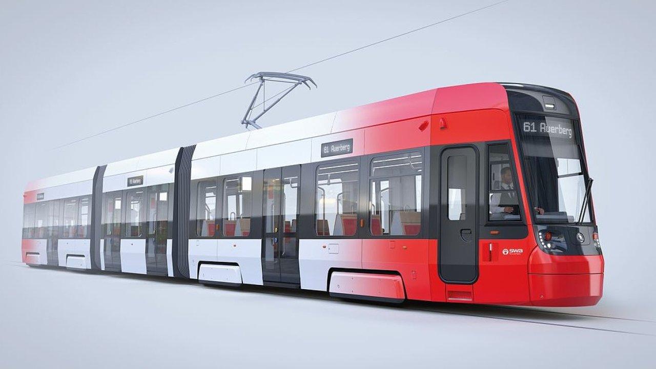 Tramvaj Forcity Smart SWB