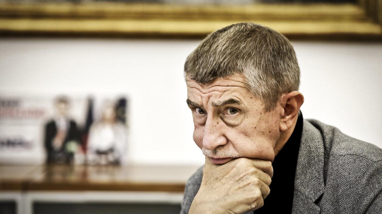 Šéf ANO Andrej Babiš tvrdí, že pokud by po letošních volbách skončil v opozici, z politiky odejde. Za svůj si vybral Ústecký kraj – kde se střetne mimo jiné s lídrem Pirátů a STAN Ivanem Bartošem.
