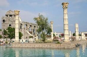 Antalya, Turecko